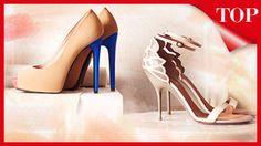 Novidades em Sapatos de Outono da Moda