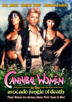 Cannibal Women in the Avocado Jungle of Death Wizard Entertainment http://www.amazon.com/dp/B00ARWXACQ/ref=cm_sw_r_pi_dp_Q0UUvb0ZRPTR5