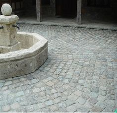 Historic European Cobblestone - Granite - traditional - landscape - san francisco - Monarch Stone International