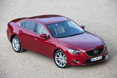 Mazda 6 This is my car