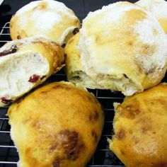 Jason Derbyshire's Christmas Cranberry and Stilton Rolls | Shipton Mill - Home of Organic Flour