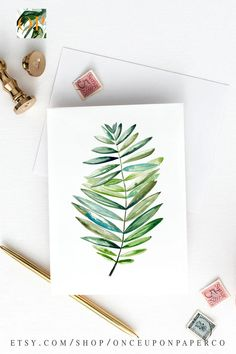 Botanical Print Set Large Printable Watercolor Illustration image 4 Large Art Prints, Leaf Prints, Wall Art Prints, Botanical Wall Art, Botanical Prints, Cheap Wall Art, Watercolor Illustration, Watercolor Ideas, Leaf Art