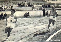 atletismo y algo más: Mi primer contacto con una pista de atletismo en M...