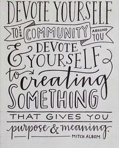 Community Service Quotes Impressive Volunteer Network Volunteerbtown On Pinterest