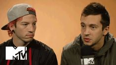 Why the album is called Blurryface and why Tyler has paint on his neck and hands~