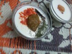 Curd n lentil dumplings or Dahi Vada