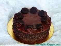 Amerikai oldalon találtam ezt a receptet és amint megláttam a képet a tortáról, azonnal tudtam, hogy el kell készítenem. Amíg Angliában él...