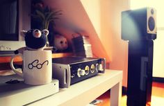 Mac mini + Teac AI-501DA + Q Acoustics Concept 20