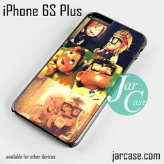 fredrickson and ellie Phone case for iPhone 6S Plus and other iPhone devices
