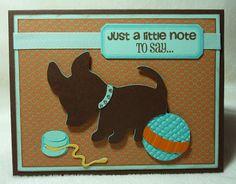 Cricut Nate's ABCs: puppy, dog