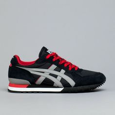 onitsuka tiger mexico 66 white black red zapatillas zara