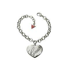 pulsera guess heart - descatalogado ubb10103 - 31,20€ http://www.andorraqshop.es/joyeria/guess-heart-descatalogado-ubb10103.html