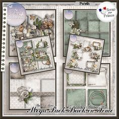 "Back in Time Collection from Bee Creation at From France 50% off each Pack! Don't miss to ""subscribe to the designer"" to follow all the releases of your favorite designer (click on the left button ...near ""add to cart""). Back in Time; http://scrapfromfrance.fr/shop/index.php?main_page=advanced_search_result&keyword=Back+in+Time&search_in_description=1&categories_id=&manufacturers_id=102&pfrom=&pto=&dfrom=06%2F07%2F2015&dto=&x=59&y=11. 06/10/2015"