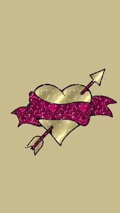 Golden Wallpaper, Easter Wallpaper, Iphone Wallpaper Glitter, Heart Wallpaper, Love Wallpaper, Cellphone Wallpaper, Mobile Wallpaper, Heart Background, Glitter Background