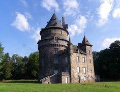 Château de Mazerolle ~ Salins ~ Auvergne ~ France