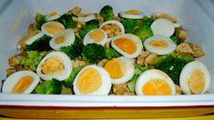 Brokkolival, csirkemellel rakott krumpli Sushi, Ethnic Recipes, Food, Essen, Meals, Yemek, Eten, Sushi Rolls