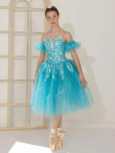 Corps de Ballet - Style 0236   Revolution Dancewear Ballet Dance Recital Costume