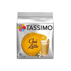 Tassimo Chai Latte (8 servings) (Pack of 6) * Find out more about the great product at the image link.