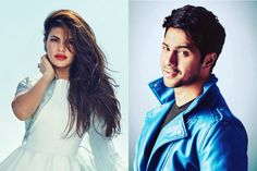 Jacqueline Fernandez to REUNITE with Varun Dhawan for Judwaa 2?
