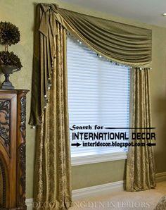 Modern Luxury Curtain Designs 2016 Ideas Colors Curtains Valance