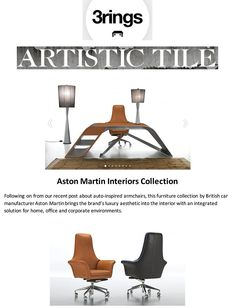 #astonmartin interiors collection by @ZelmanStyle #style #design #miami #nyc