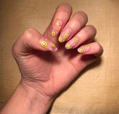 Retro Pattern, Black Pattern, Rainbow Pride, Nail Inspo, Pastel Pink, Smiley, Nail Art, Face, Happy
