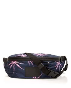 Marc By Marc Jacobs Packable Printed Palm Waist Bag