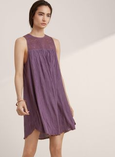 Wilfred ALLIER DRESS | Aritzia