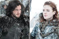 Jon Snow / Ygritte / Game of Thrones