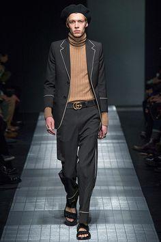 2015 F/W Millan 맨즈 컬렉션 Gucci