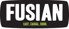 Fusian Sushi Logo - Google Search