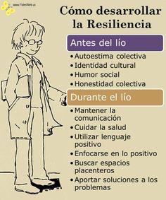 ¿QUE ES LA RESILIENCIA? ¿Cómo es una persona resiliente? ¿Cómo desarrollar la resiliencia en tiempos tranquilos? ¿Cómo desarrollar la resiliencia en tiempos de conflictos? Hablamos de motivación, desarrollo personal.