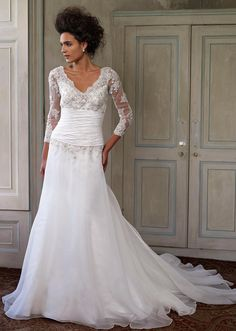 Laurent by Ian Stuart available at Canterbury Boutique Teokath of London