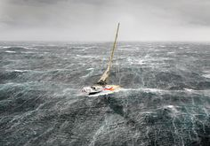 Quite simply one of the best sailing images of all time