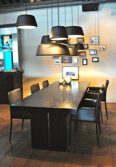 Inspiratie bij Bedrijfsrestaurant Maretti Design- en Projectverlichting | STIJLIDEE Interieuradvies en Styling
