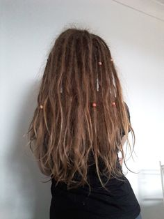 My dreads at 2 weeks