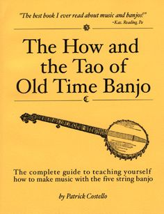 how tao of old time banjo - Google Search