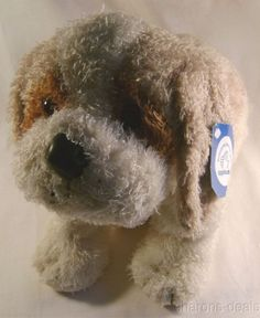 "Precious Pup Rufus Applause Dog Puppy Plush Stuffed Animal Toy Soft 19"" Cuddly"