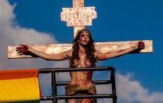 JESUS CRISTO, A ÚNICA ESPERANÇA: O transsexual e a negação do Sacrifício de Cristo