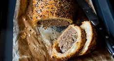OhMyFoodness - Pagina 13 van 392 - Eat well Travel often Masterchef Australia, Preston, Eating Well, Bagel, Sandwiches, Van, Wellness, Lunch, Bread