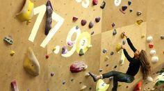 Randori is creating augmented reality climbing walls in Brooklyn Boulders gyms.