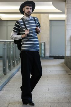 Check out this ASOS look http://www.asos.com/discover/as-seen-on-me/style-products?LookID=142428