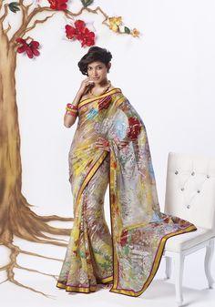 Laxmipati Sarees: Online Sarees, Saris, Saree, Sari, Branded Party Sarees, Lehenga Sarees, Georgette Work Saree, Chiffon Sari, Brasso Saris,...  #Laxmipati #Sarees