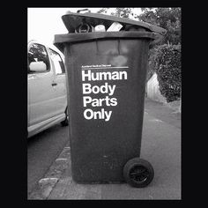 Human Body Parts Only