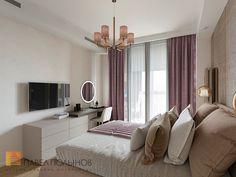 Фото спальня из проекта «Дизайн трехкомнатной квартиры 113 кв.м. в современном стиле»