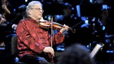 Legendary violinistItzhak Perlmanand renowned cantorYitzchak Meir Helfgotjoin forces for a musical exploration of liturgical and traditional works in new arrangements for both chamber orchestra and klezmer settings. The music ofRejoice with Itzhak Perlman and Cantor Yitzchak Meir Helfgot– with reminiscences by Elie Wiesel, Joel Grey, and Tovah Feldshuh — showcases the confluences between the violinist's …