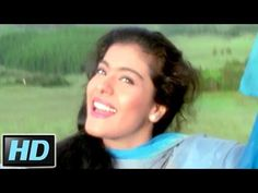 "A R Rahman song ""Aawara Bhawren Jo Hole Hole Gaaye"" - Kajol, Singer: Hem. Romantic Love Song, Romantic Songs Video, Beautiful Songs, Free Mp3 Music Download, Mp3 Music Downloads, Hit Songs, Love Songs, Hindi Old Songs, Evergreen Songs"