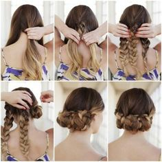 ^^ #hairstyle  #hairstyle tutorial,  #do it yourself
