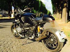 My All Black Nine-T - BMW NineT Forum