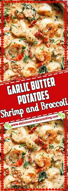 Garlic Butter Potato